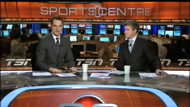 Torontometrics: SportsCentre Is Just Like SportsCenter, But With More Hockey And Less Yelling