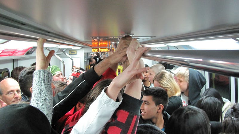What's Your Worst Experience On Public Transit?
