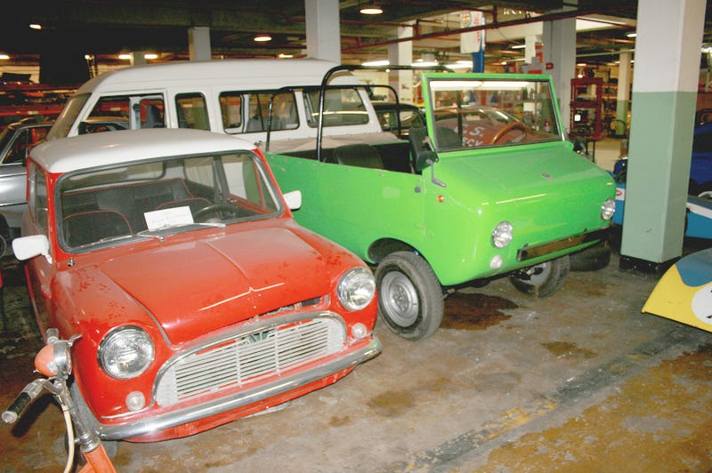 Why The Lane Motor Museum Is My New Favorite Auto Museum