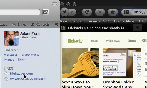 Open Links in Your Mac's Current Browser Instead of the Default