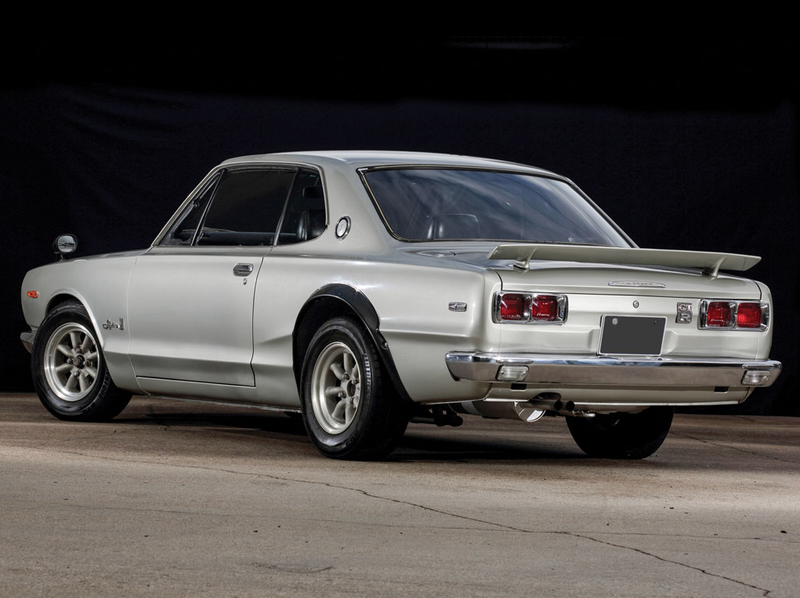 Three Japanese Dream Cars Are Being Auctioned At Pebble Beach