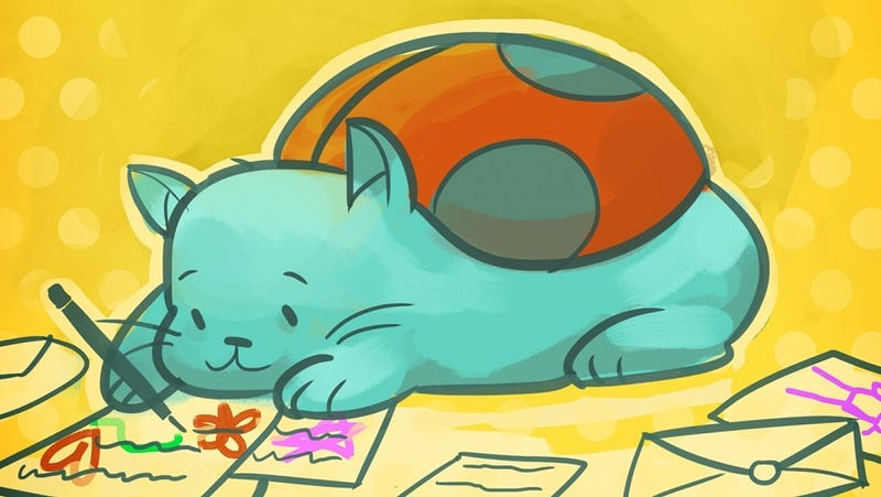 The Bravest Warriors adorable pet Catbug will rule Starbucks
