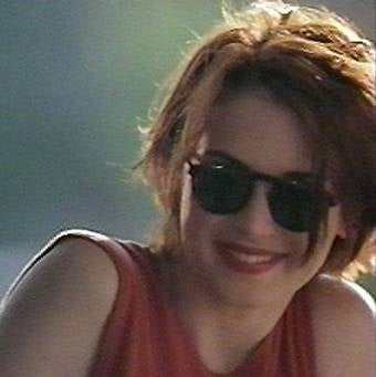 Winona Ryder, Maybe Slow Down on the Xanax