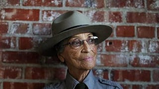 Meet the oldest park ranger in the USA
