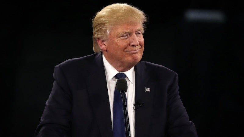 Donald Trump Says Women Who Get an Abortion Must Have 'Some Form of Punishment'