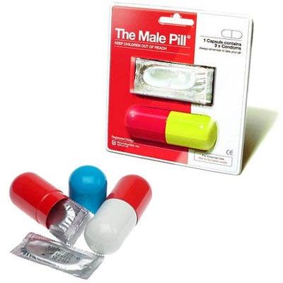 Male Contraceptive Pill Mooted Again, Still a Dreadful Idea
