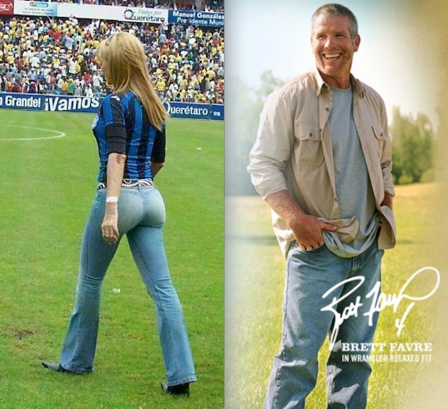 SHOTY Quarterfinals: No. 1 Brett Favre vs. No. 8 Ines Sainz