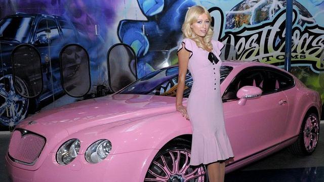 The Ten Worst Customized Celebrity Cars