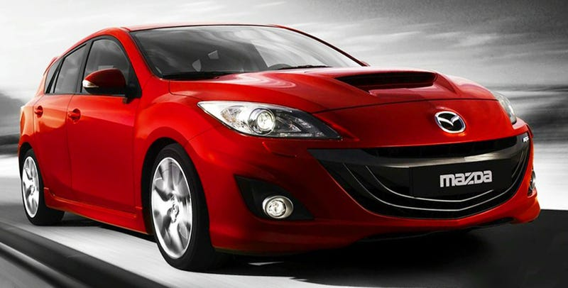 2010 Mazdaspeed3, Mazda3 i-Stop Heading To Geneva