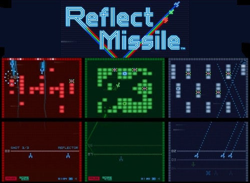 Q-Games' Reflect Missile Coming To DSiWare