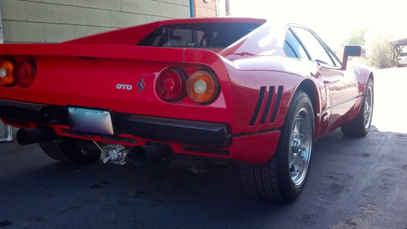 Spotted: 1985 288 GTO