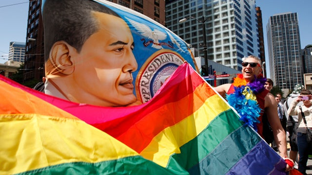 According to Newsweek, Barack Obama is the Country's 'First Gay President'