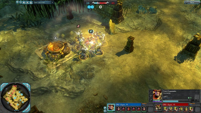 More Maps, Multiplayer Changes For Dawn Of War II