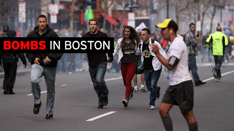 Three Dead and Over 100 Injured After Two Blasts Rock Boston Marathon