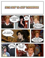 Comic Confrontations: Judge Judy Vs. Amy Winehouse