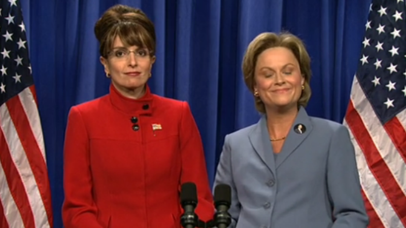 The Night Belongs to Tina Fey!