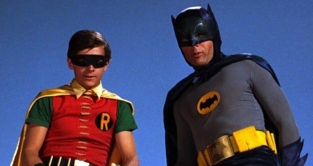 El Batman del año 1966 regresa como una película animada