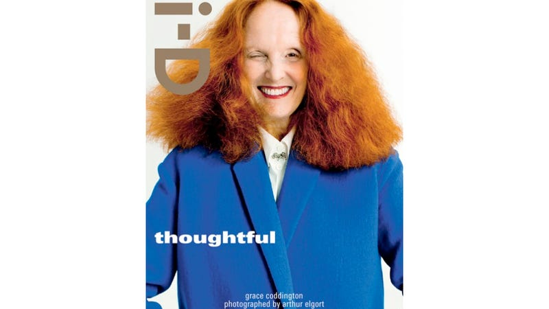 Grace Coddington Thinks Young Designers Need More Hardship In Their Lives