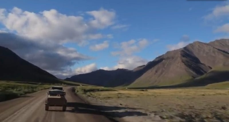 Follow An Insane Off-Road Adventure To The Tip Of Alaska And Back