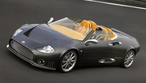 Zagato-Tuned Spyker C12 La Turbie to Show in Geneva