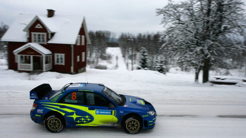The Best Winter Cars