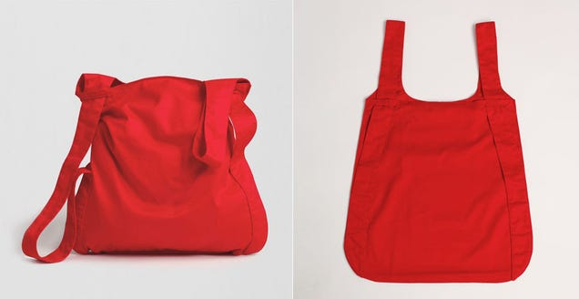 This Smart Transforming Tote Is The Only Grocery Bag You
