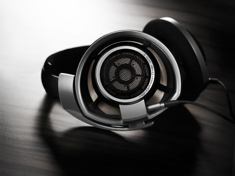 Sennheiser HD 800 Headphones: German Engineering at Its Finest