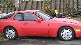 Someone Needs To Give This Rough Porsche 944 Turbo A New Home
