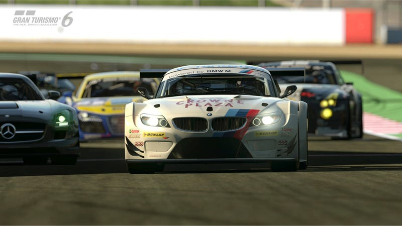 If You Pre-Order Gran Turismo 6 You'll Get An Easier Game