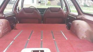 I know you love it.  AMC 4x4 Wagon.