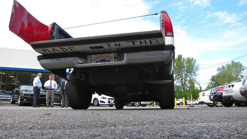 The 9/11 Truck: Photos