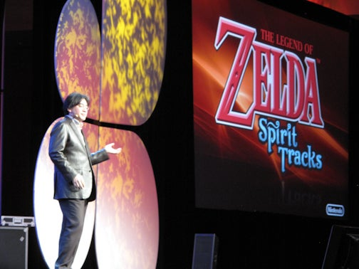 Nintendo's GDC Keynote Round Up: Link's On A Train