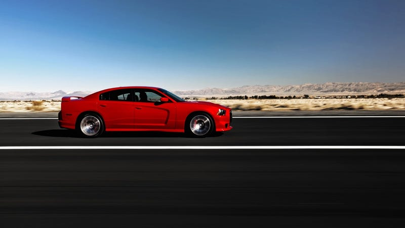 2012 Dodge Charger SRT8: A new snout and a heaping helping of higher horsepower