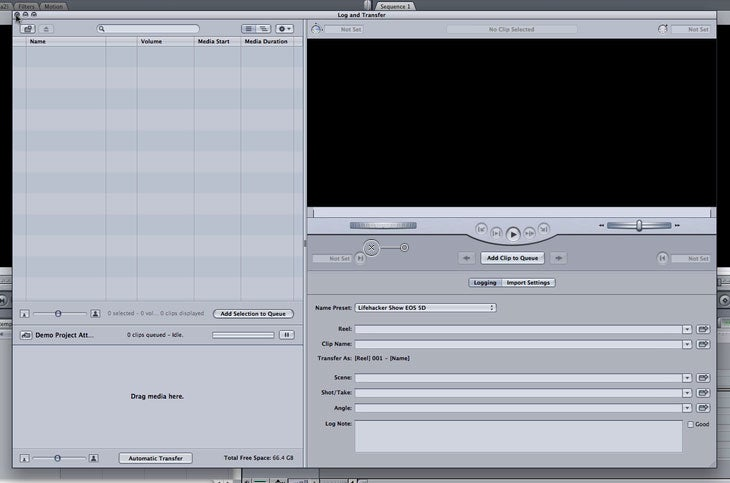 The Basics of Video Editing Part II: Creating a Project, from Start to Finish