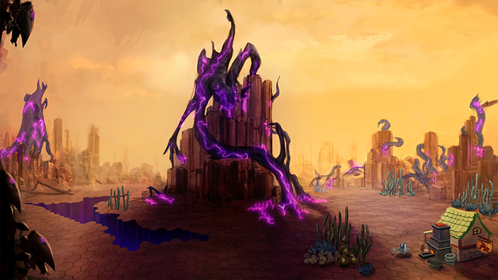 Creative Force Behind Hex Heroes Talks RTS, Accessibility and Onions