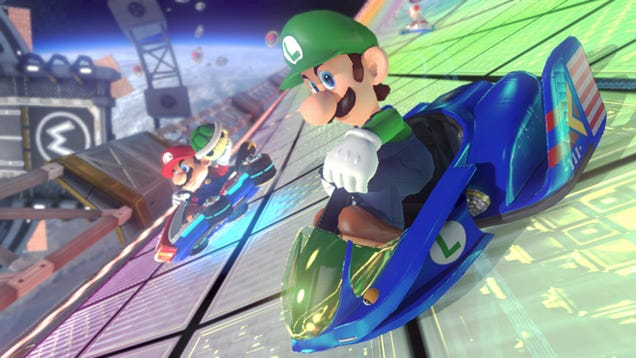 Zelda, Animal Crossing Coming To Mario Kart 8