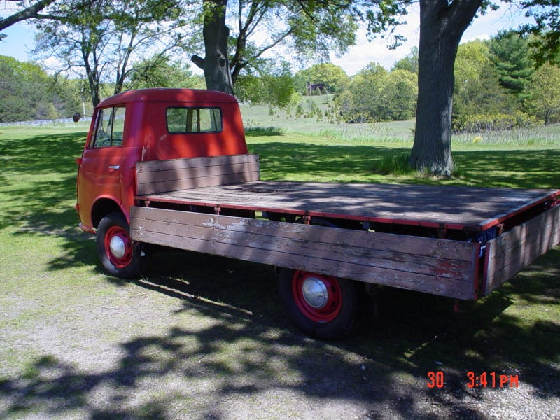 For $9,900, what the truck?!