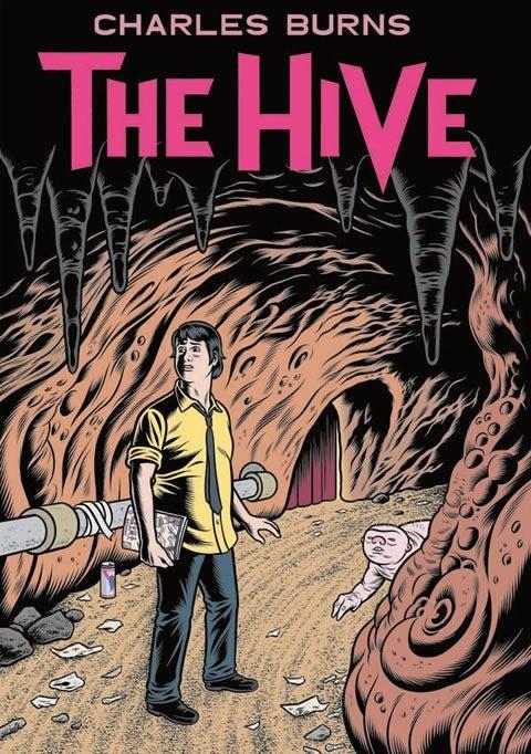 In this week's comics, Charles Burns returns, and Preacher author Garth Ennis writes a children's book