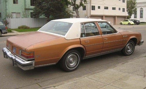 1978 Buick LeSabre Down On The Alameda Street