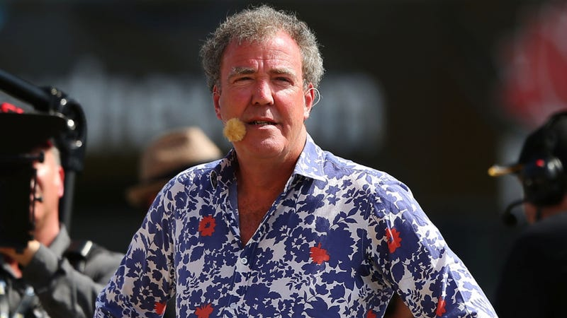 "Jeremy Clarkson Denies Using ""The N Word"" On Top Gear"
