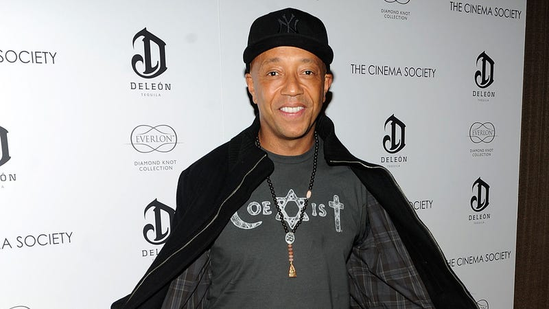 Russell Simmons Cannot Stop Being Nice to Bad People