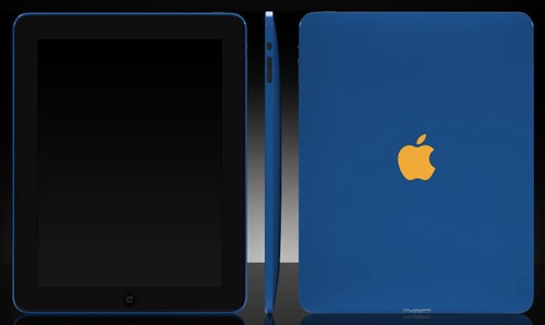 Colorware iPads...For $400 Extra
