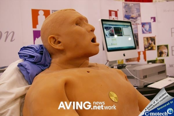 Creepy Gadget Mannequins Fulfill Medical Fetish Fantasies, Totally Freak Us Out