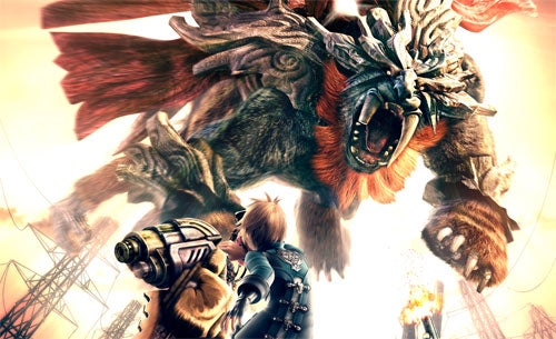 God Eater's Brand Of Divine Hack 'n' Slash Action Coming To America