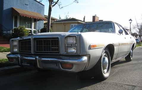 1978 Dodge Monaco Brougham