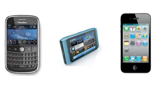 Gizmodo HQ Video Throwdown: How Usable Is Nokia's New N8?