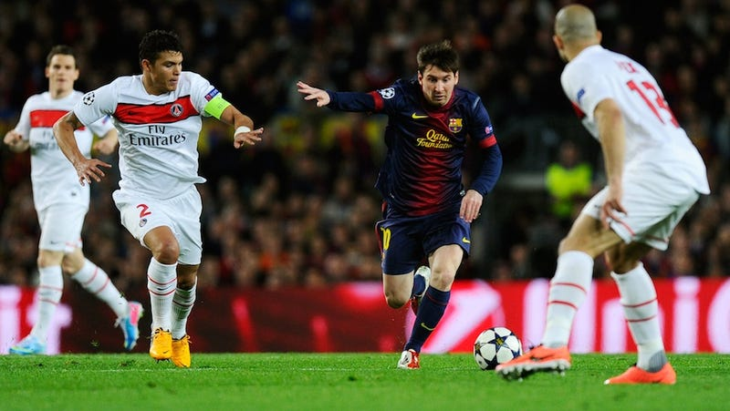 Without Messi, Barcelona Look All Too Mortal