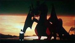 Legend of Korra Book 3 Trailer in the wild.