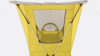 Can A Cube-Like Shape Really Make A Better Tent?