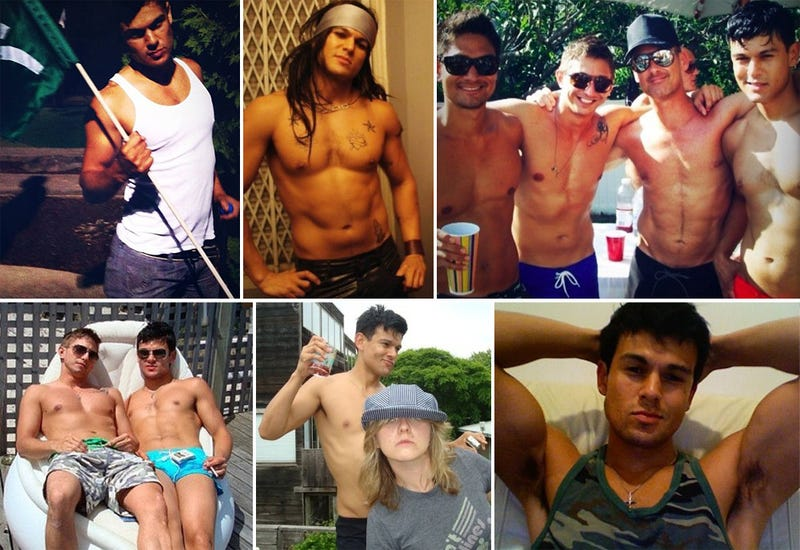 Meet Barry Diller's Hot Gay Facebook Friend